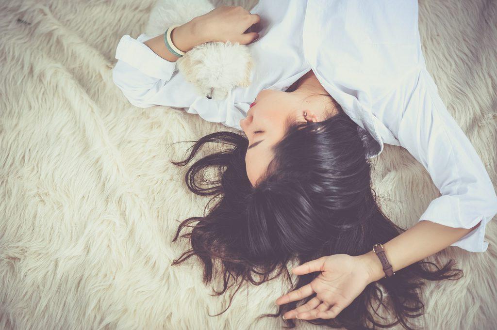 Få nok søvn for å få energi og overskudd